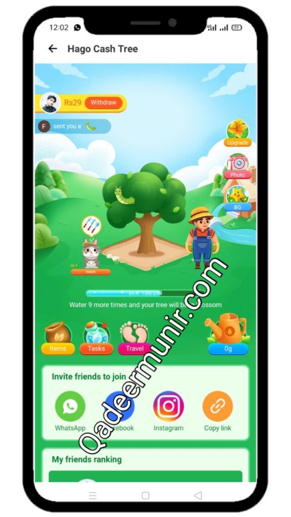 Hago App Withdraw Proof | Hogo Real Or Fake ?