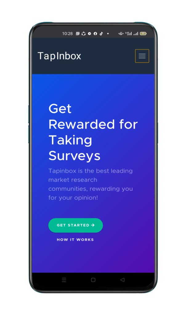 Tapinbox make money online site