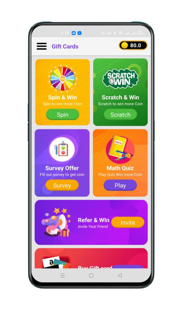 Gift Cards App Make Money